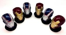 (12) IRON MAN THEATER CUP TOPPER / PARTY FAVOR CUPCAKE CAKE  NEW