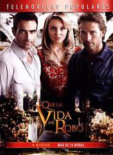 Lo Que la Vida Me Robo (DVD, 2015, 4-Disc Set)