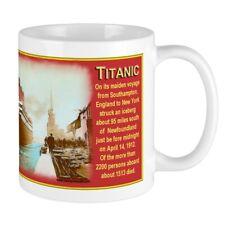CafePress Titanic 11 oz Ceramic Mug (426649568)