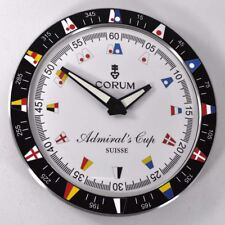 CORUM ADMIRALS CUP HORLOGE WATCH DEALERS SHOWROOM TIMEPIECE DISPLAY