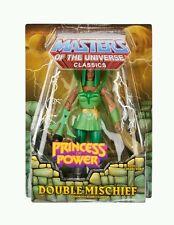 Masters of the Universe Clásicos DOBLE MISCHIEF Glamuroso DOBLE AGENTE