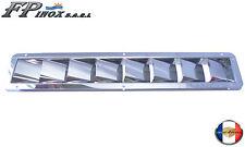 Grille d'aération 8 volets ( Moteur ) 427mmx76mm inox 316 - A4
