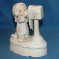 """Precious Moments Figurine-I'm Sending You a White Christmas-7"""" L2947"""