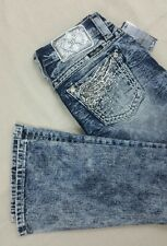 "Miss Me style ""SIGNATURE"" (JE834482A) Bootcut Jean size 27x31 in NWTags"
