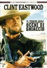 IL TEXANO DAGLI OCCHI DI GHIACCIO  DVD WESTERN