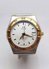 Omega Constellation Gents Steel & 18k Gold Automatic Watch (4287)