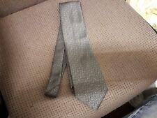 C & A Canada Polyester Grey Tie