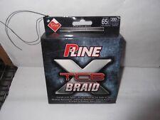 P-Line Tcb Teflon Coated Green Braid Fishing Line 300 Yards of 65 lb test