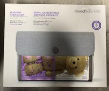 Munchkin 59S Portable Nursery & Toy Uv Sanitizer Disinfect Storage Bag