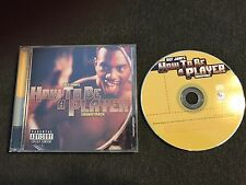 Def Jam's How to Be a Player [PA] by Original Soundtrack (CD, Aug-1997,…