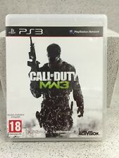 CALL OF DUTY MW3. JEUX PS3 AVEC NOTICE PLAYSTATION