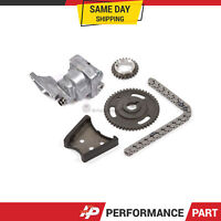 Timing Chain Kit Oil Pump for 99-07 Chevrolet Oldsmobile Pontiac Saturn 3.1 3.4