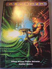Kryomek - Science Fiction skirmish Rules (Scotia Grendel)