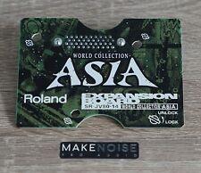 Roland SR-JV80-14 Asia Expansion Board JV1080 JV2080 XV5080
