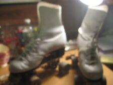 Vintage Hyde Roller Skating Boots Roller Skates Ladies 7.5