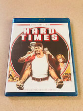 Twilight Time 'Blu-Ray 'Hard Times' Limited Edition Sealed New Bronson Coburn