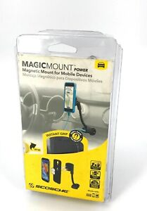 Mag12v MagicMount Magnetic Mount For Mobile Devices / Gps #9870 Z65 B223