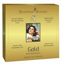Shahnaz Husain Kit- Diamond /24 Carat Gold/Chocolate -Facial Kits (Select Pack)