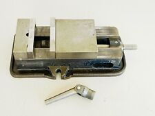 Kurt Type 6 Inch Angle Lock Vise For Work Piece Holding With Jaws Amp Handle Milling