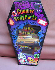 Hot Wheels  CUSTOM '64 GMC PANEL in Halloween Candy Box!!!