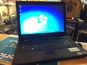 DELL LATITUDE E5400 (PP32LA) LAPTOP / WINDOWS 7 / 160 HDD / 4 GB RAM / FOR PARTS