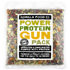 Gorilla Food Co. Power Protein Gun Pack Mixed Nuts & Seeds - 800g