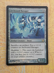 Arcbound Ravager FOIL, Modern Masters(MTG, Magic the Gathering, MM1) NM