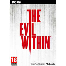 The Evil Within PC Action Shooter Video Game Ages 18 Years by Bethesda