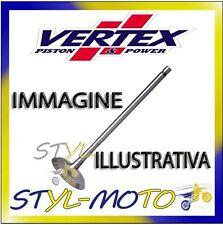 8400038-2 VERTEX 1 VALVOLA ASPIRAZIONE ACCIAIO KTM 400-450 EXC RACING 2000-2007
