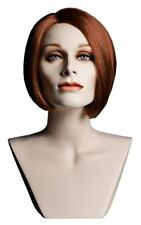 Mannequin Head Simone Female Wig Display Heads VaudevilleMannequins.com