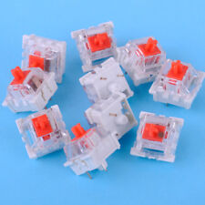 10Pcs Keyboard Mechanical Switch Key Click for Cherry MX RGB Series 3Pin