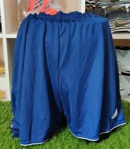 Adidas Parma ii Shorts Blue UK Size Medium