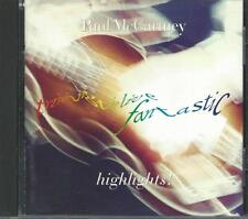 Paul McCARTNEY - Tripping the Live Fantastic Highlights - CD - VG+  Club Issue