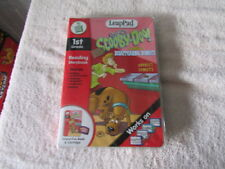 Leap Frog Leap Pad 1st Grade Scooby Doo! And The Disappearing Donuts NEW