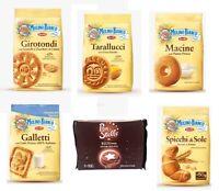 TESTPAKET Mulino Bianco Kekse Italien cookies ( 5 x 350g ) ( 1 x 168g )