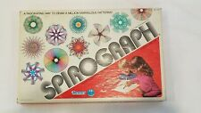 VINTAGE 1973 KENNER SPIROGRAPH 1421 IN ORIGINAL BOX w/ Original Instruction Book