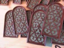 Wuba Warmink Vintage Antique Mantle Table Clock Dutch - SIDE PANELS 30 Pcs