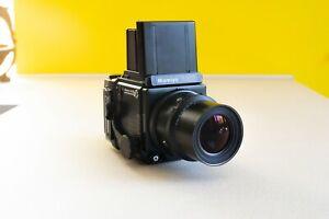 MAMIYA RZ 67 + SEKOR Z 180mm f4.5 + Lens hood + 120 back