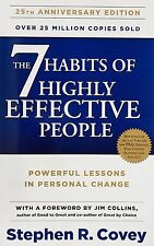 The 7 Habits of Highly Effective People English Book Paperback Brand New