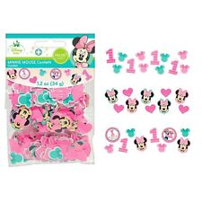 Minnie Mouse Fun to Be One Confetti Value Pack 1st Birthday Party Supplies