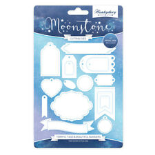 Hunkydory - Moonstone TERRIFIC TAGS & BEAUTIFUL BANNERS Die Set - 17 Dies