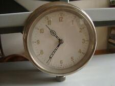 Russian soviet  navy  brass  ship wall clock XII hours dial