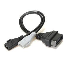 16pin VAG COM AUDI VW VAG 2x2 KKL 2+2 to OBD2 Adaptor Diagnostic Connector Cable