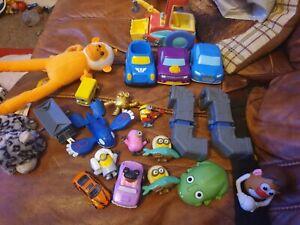 Bundle Pocket Money Toys Minions/cars Etc