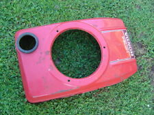 honda  HR 194 /hr214 lawnmower engine cowling  ,nice with fuel tank spout gasket