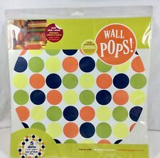 WALL POPS Removable Wall Stickers Decal Vinyl Home Room Decor DIY Polka Dot