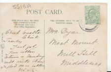 Genealogy Postcard - Dyer? - Moat Mount - Mill Hill - Middlesex - Ref 5518A