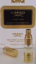 "CREED "" ROYAL OUD 4ml "" LUXURIOUS PALACE LIFE"