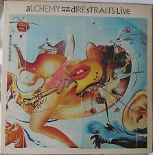 DIRE STRAITS Alchemy UK Double LP A4 B3 C1 D3 Matrix