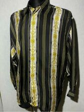 Versace - Classic V2 - 1998 - Sea Baroque Silk Shirt Size M